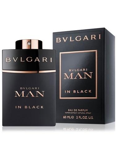 Bvlgari Man in Black Edp 60Ml Erkek Parfüm Renksiz